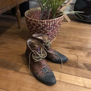 free people | bowery ankle boot 🤠